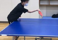 横浜校の様子「卓球」
