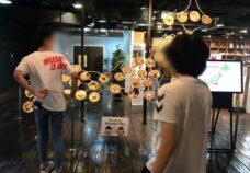 横浜校の様子「新横浜ラーメン博物館」