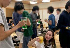 東京本校の様子「日帰りバーベキュー」④