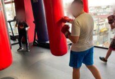 東京本校&笹塚校の様子「ボクシングジム」