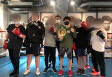 東京本校&笹塚校の様子「拳四朗ボクシングプログラム」